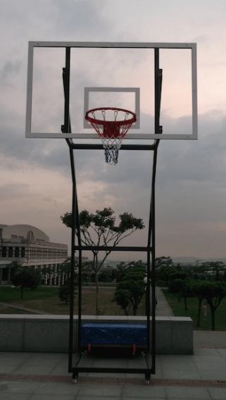 Dört Direkli Basketbol Potası - 1258