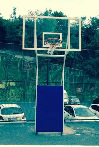 Dört Direkli Basketbol Potası - BD-1258-1