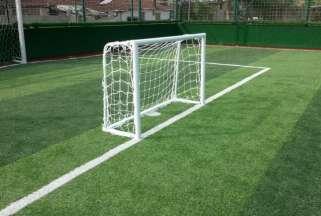 Metal Futbol Kalesi 100 x 160 cm - FT-9008