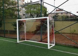 Metal Futbol Kalesi 200 x 300 cm