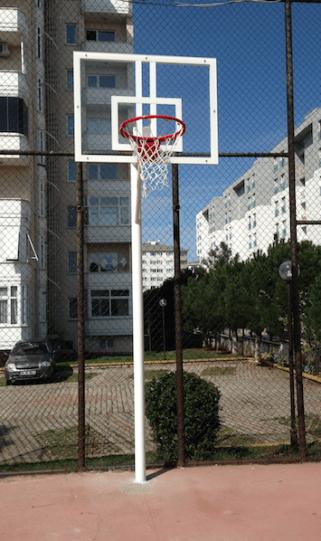 Tek Direkli Basketbol Potası - BT-1213